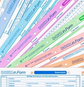 Formulare für Heime und Soziale Dienste
