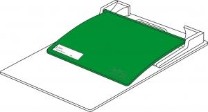 Sichtplanetten System 2000/15, grün