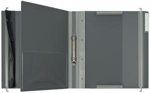 Doku-Mappen System 2000 grau (1)