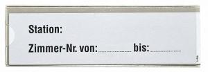 Selbstklebetaschen incl. Station/Zimmer-Schild