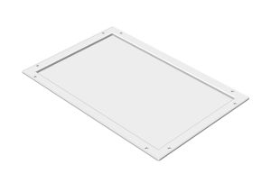ABS-Modul 600 x 400 x 15 mm, nicht teilbar