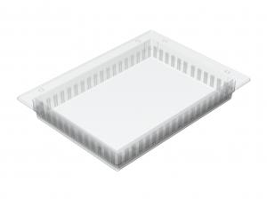 Acryl-Modul 300 x 400 x 50 mm, teilbar