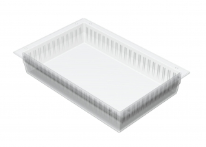 Acryl-Modul 600 x 400 x100 mm, teilbar