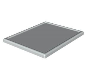 Arbeitsplatte Kunststoff-Top ABS B/T 370/460