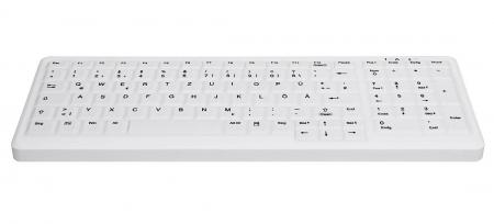 CI Medical Tastatur, versiegelt IP68, abwaschbar, mittlere Größe (374mm)