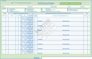 Tagesstruktur / Maßnahmenplan (HiF)