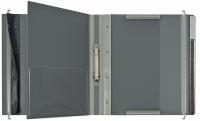Doku-Mappen System 2000 grau (3)
