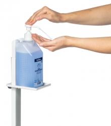 Desinfektionsspender Boden Basic