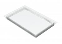Acryl-Modul 600 x 400 x 50 mm, teilbar