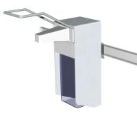 Desinfektionsmittelspender (DIMS) 1000ml für Geräteschiene