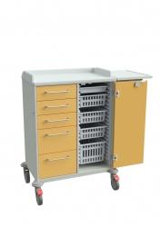 Pflegewagen - Modulwagen - Konfiguration 15200